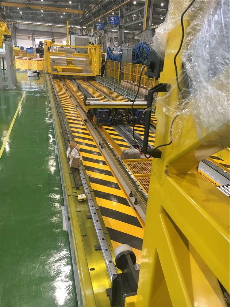 Escalator assembly tooling site picture 3