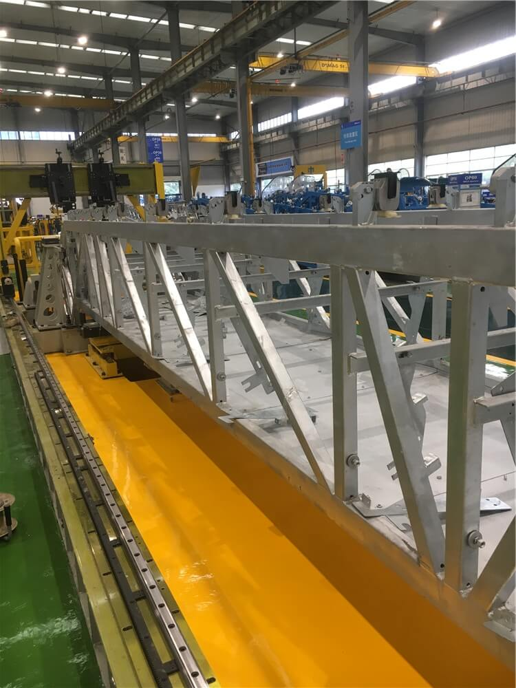 Escalator assembly tooling site picture 1