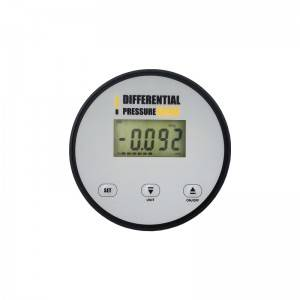 MD-S2201 SERIES DIFFERENTIAL PRESSURE GAUGE