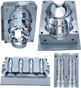 China OEM Plastic Pallet Injection Mold Quotes - Die casting molds – Mestech