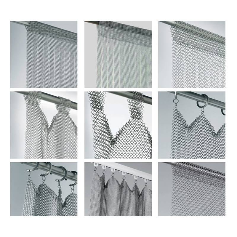 Chainmail Curtain Decorates Your Room And Office Featured Image