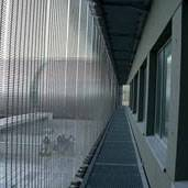 Architectural Woven Mesh Used for Building Facade Cladding