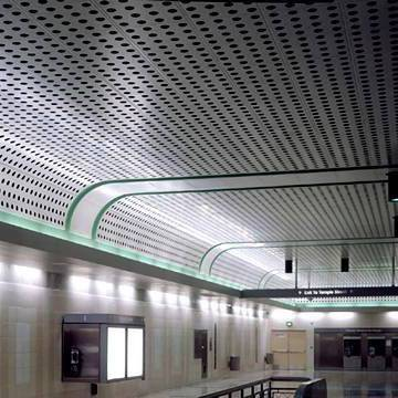 Perforated Metal Screen for Building Ceiling Featured Image
