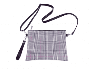 Free sample for Garment Accessory - Check clutch and crossbody –  Mia Creative