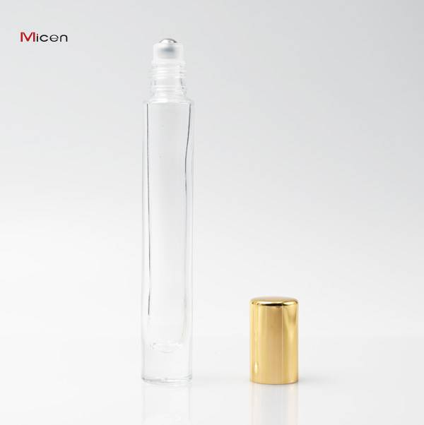 10ml thick base roller glass bottle Featured Image