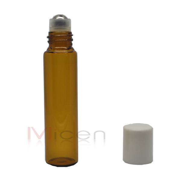 New Arrival China Mini Gift Bottle - 5ml Amber Rollon – Micen