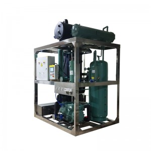 10T Tube ice machine