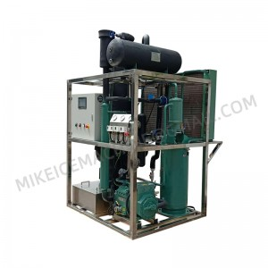 3T tube ice machine