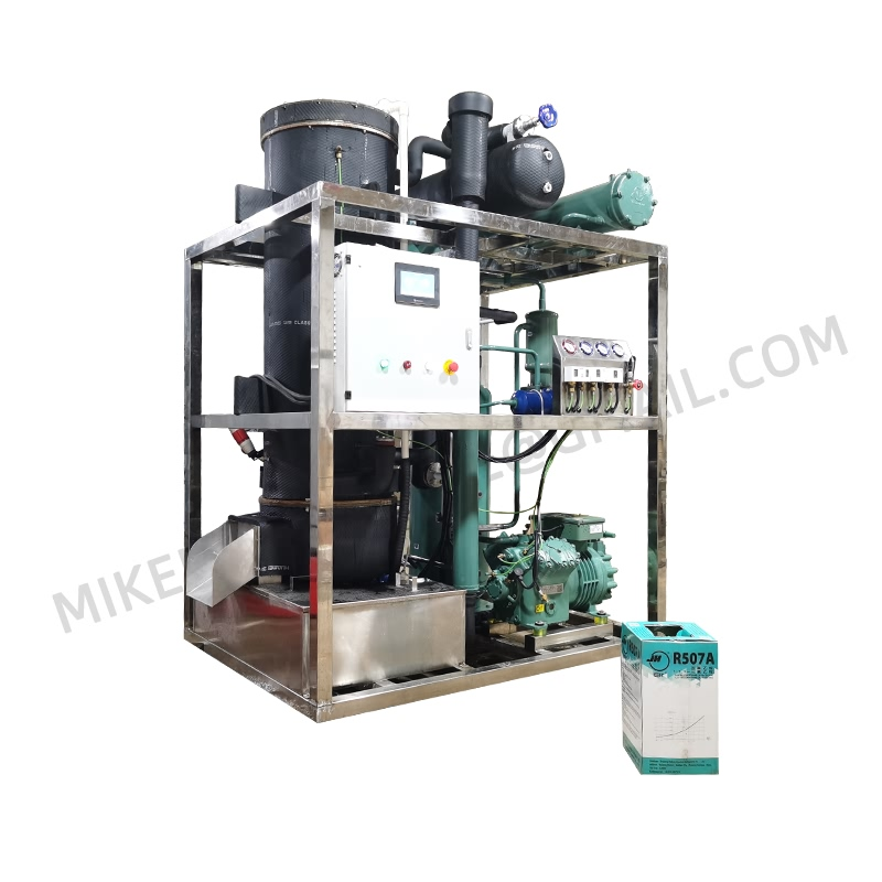 5T tube ice machine Featured Image