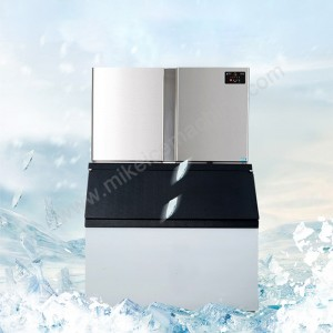 Top Quality Ice Maker Small - 0.6T cube ice machine  – Herbin Ice Systems