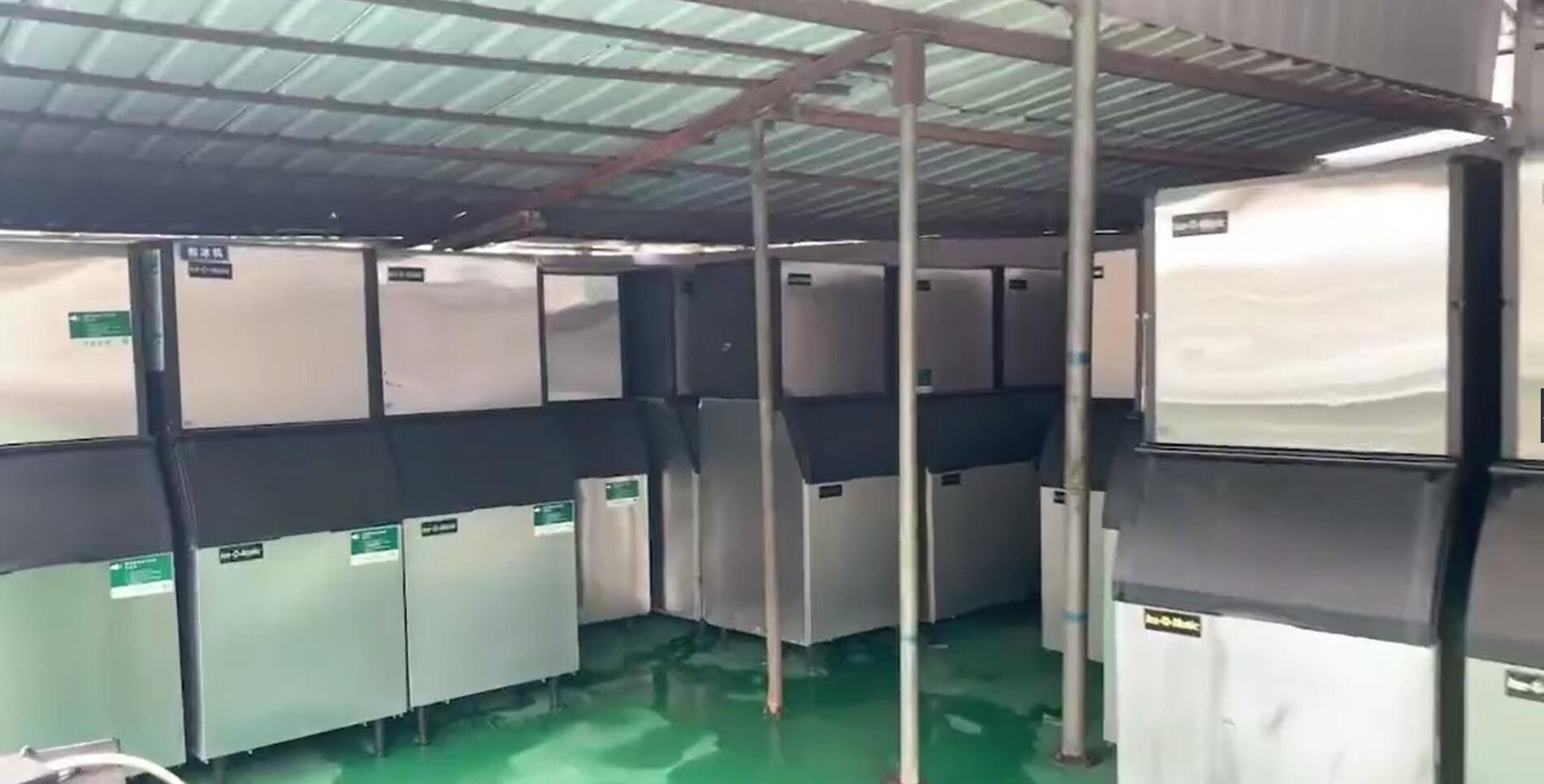 Used Ice O Matic cube ice machines 200 sets in stock