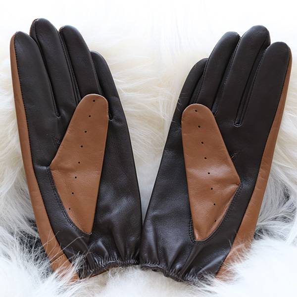 High Quality for Buffalo Skin Gloves - Ladies sheep leather driving gloves without lining – Fanshen