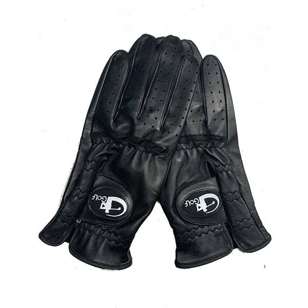 Factory wholesale Goatskin Gardening Gloves - Ladies sheep leather sport gloves – Fanshen