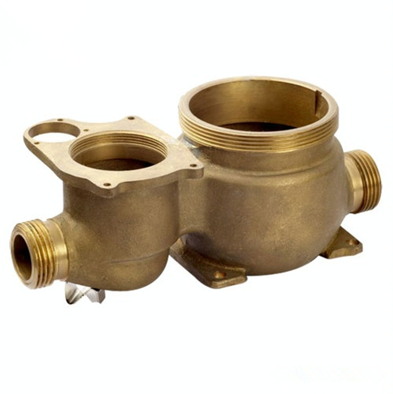 2019 China New Design Pump Accessories - OEM Custom Brass Investment Casting – Mingda