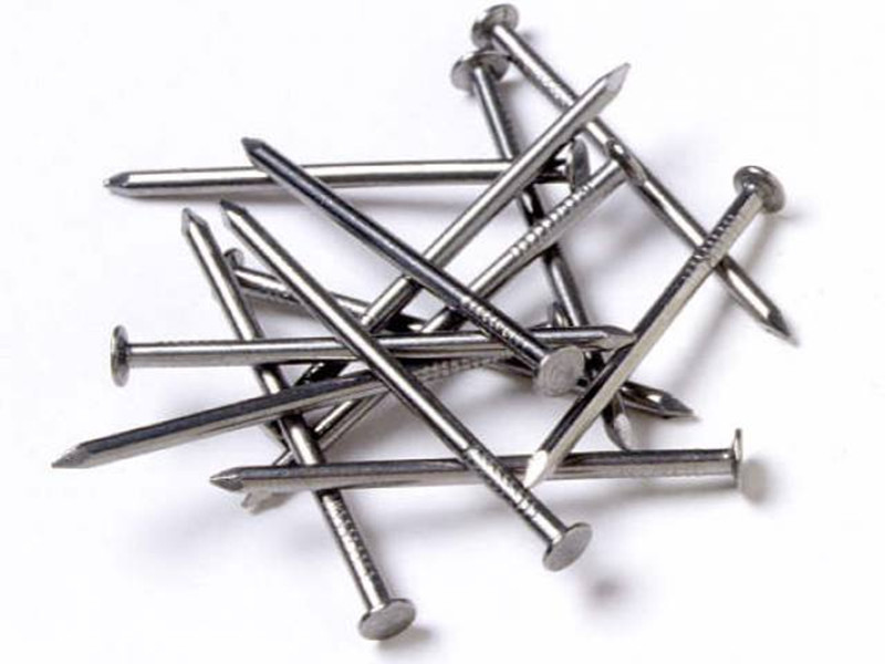 Low Carbon Polished Common Wire Nails for Wood