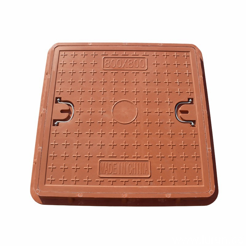OEM China Ductile Iron Manhole Cover And Frame - SMC BMC Square Manhole Cover – Mingda