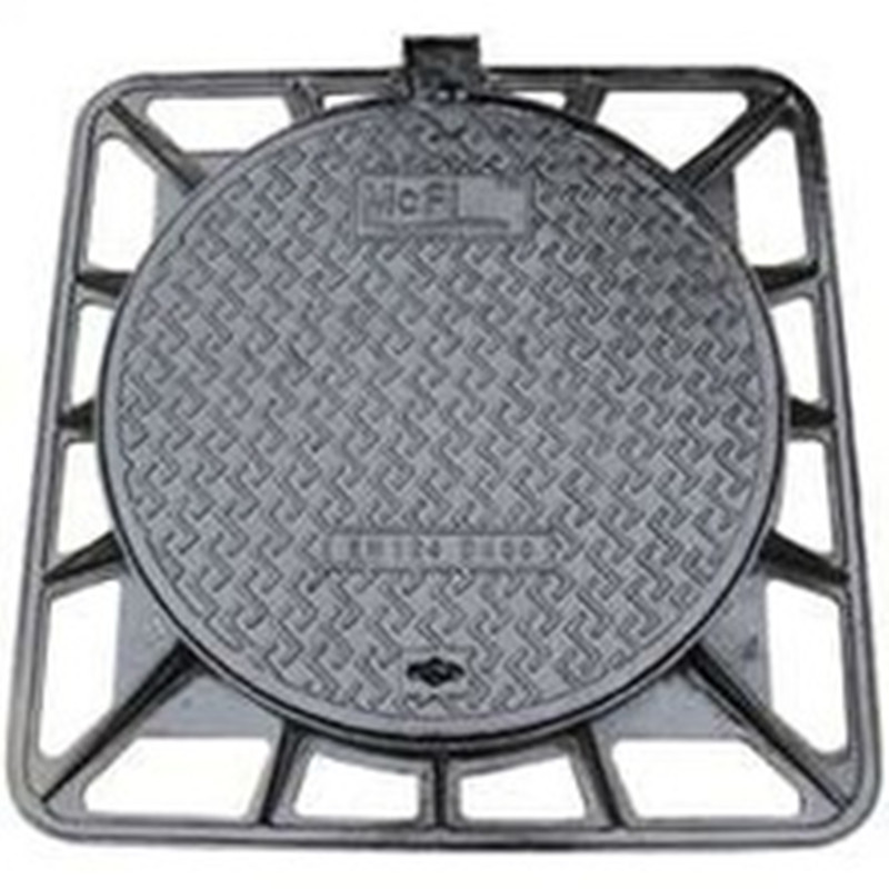 Ductile Iron Manhole Cover and Frame