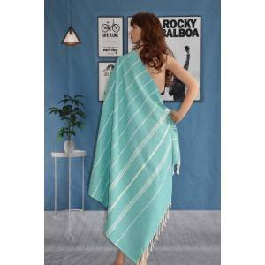 Shawl beach towel 1