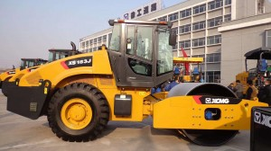 Chinese wholesale Xcmg Wheel Loader Price - XCMG road roller – Minyan