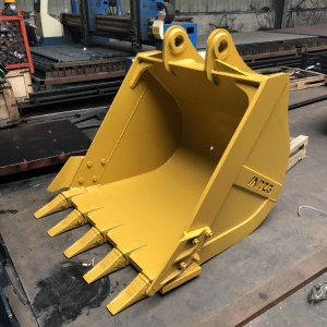 Factory made hot-sale Jcb Digger Buckets - excavator strengthen earthwork bucket – Minyan