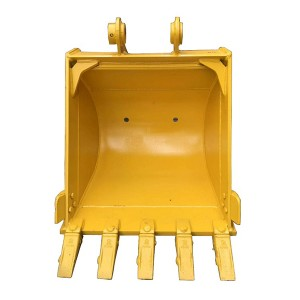 excavator earthmoving bucket