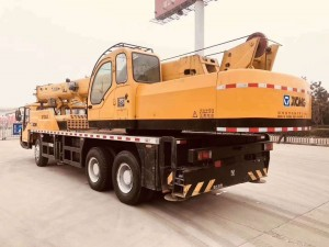 China Manufacturer for Excavator Quick Hitch - XCMG truck crane  – Minyan