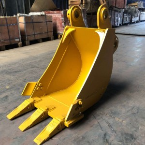 Ordinary Discount Jcb Mini Digger Buckets - Mini bucket small scoop 40 wide – Minyan