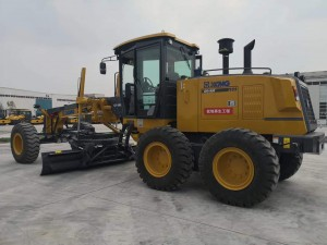 100% Original Factory Hitachi Quick Hitch - XCMG motor grader  – Minyan