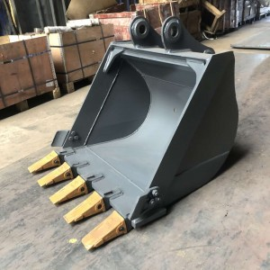 China Manufacturer for Ditch Cleaning Buckets Mini Excavator - excavator earthmoving bucket – Minyan