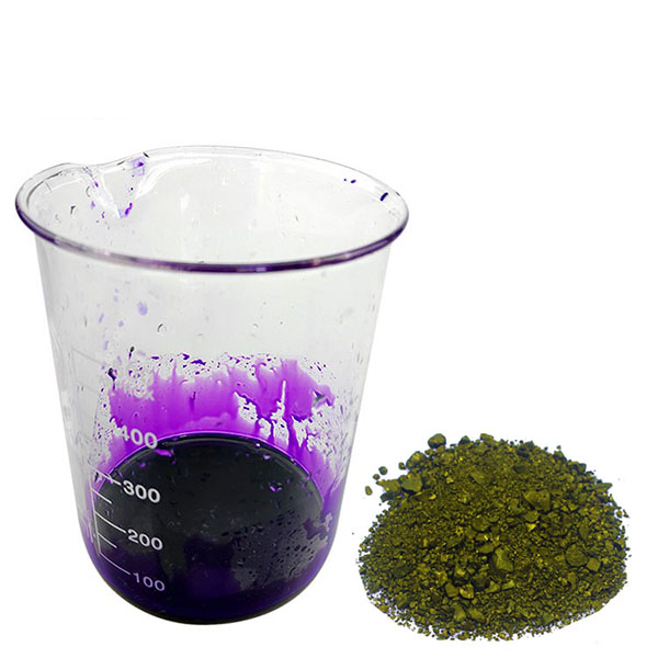 Methyl Violet 5BN/Gentian Violet for Paper Dyeing Basic Methyl Violet 2B Crystal basic violet 1  Gentian violet/ 100% by china manufacturer with free samples Featured Image
