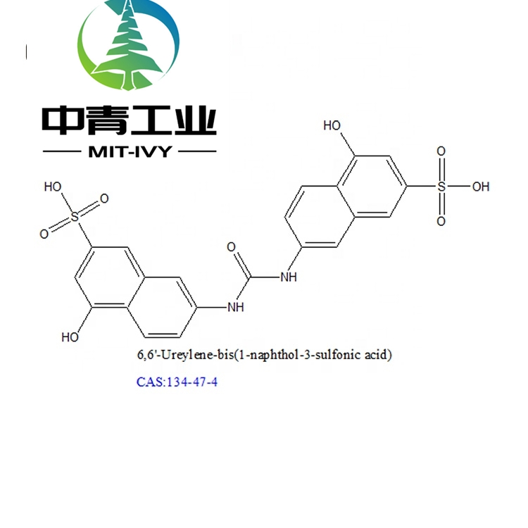 6,6′-Ureylene-bis(1-naphthol-3-sulfonic acid) J ACID UREA CAS 134-47-4  High Quality 99% Scarlet acid CAS No 134-47-4  whatsapp:+86 13805212761   mit-ivy industry company Featured Image