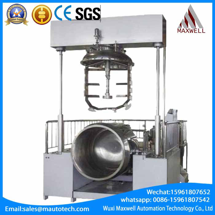 1000 L  Vacuum Emulsifying Mixer Featured Image