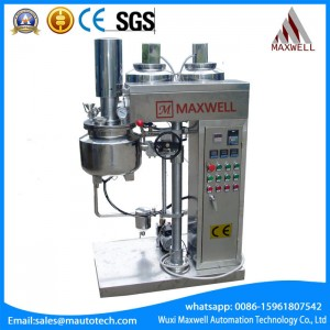 Hot Sale for Emulsifier Pump For Cream - 5/10L Lab Vacuum Emulsifying Mixe – Maxwell