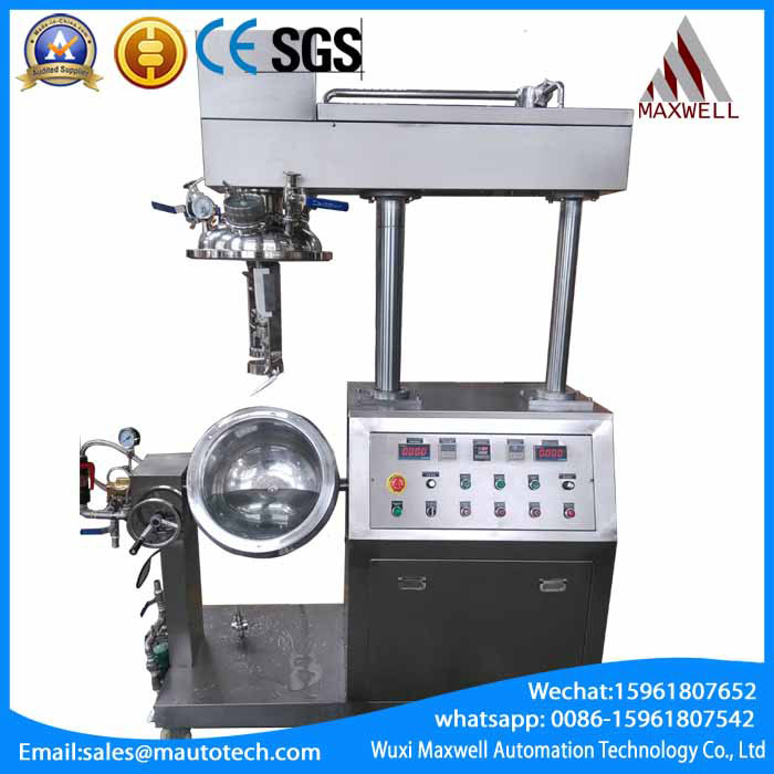 30L 50L 100L  Vacuum Emulsifying Mixer Featured Image