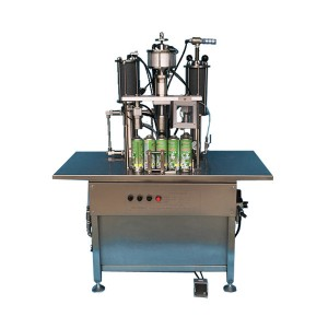 Factory wholesale Liquid Soap Making Machine - Aerosol Filling Machine – Maxwell