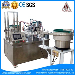 Reasonable price Super Gel Glue Filling And Sealing Machine - Glue Filling Machine – Maxwell