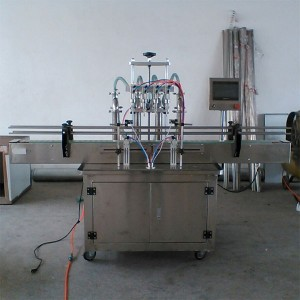 Wholesale Price Automatic Liquid Filling Machine - Automatic Fill Machine – Maxwell