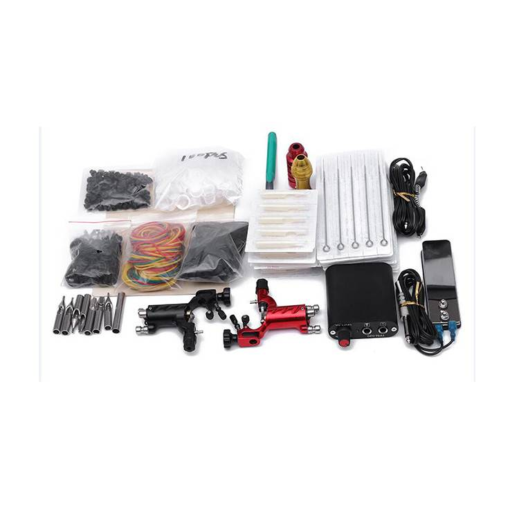 Manufacturer for Piercing Kit – Professional Complete Tattoo Kit with Rotary Machine TZ-001    – TATTOO