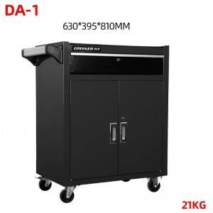 Single & Double Draw Tattoo Tool Cart/Tattoo Tool Cabinet Parts Cabinet Mobile Tool Cart