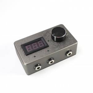 High quality Carved patterns Tattoo Power non-slip Multifunctional Digital Tattoo Power Supply
