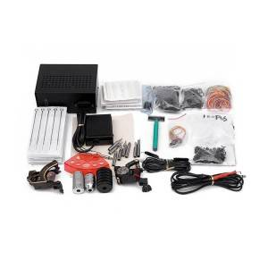 Professional Tattoo Kit with Good Coil Machines TZ-005