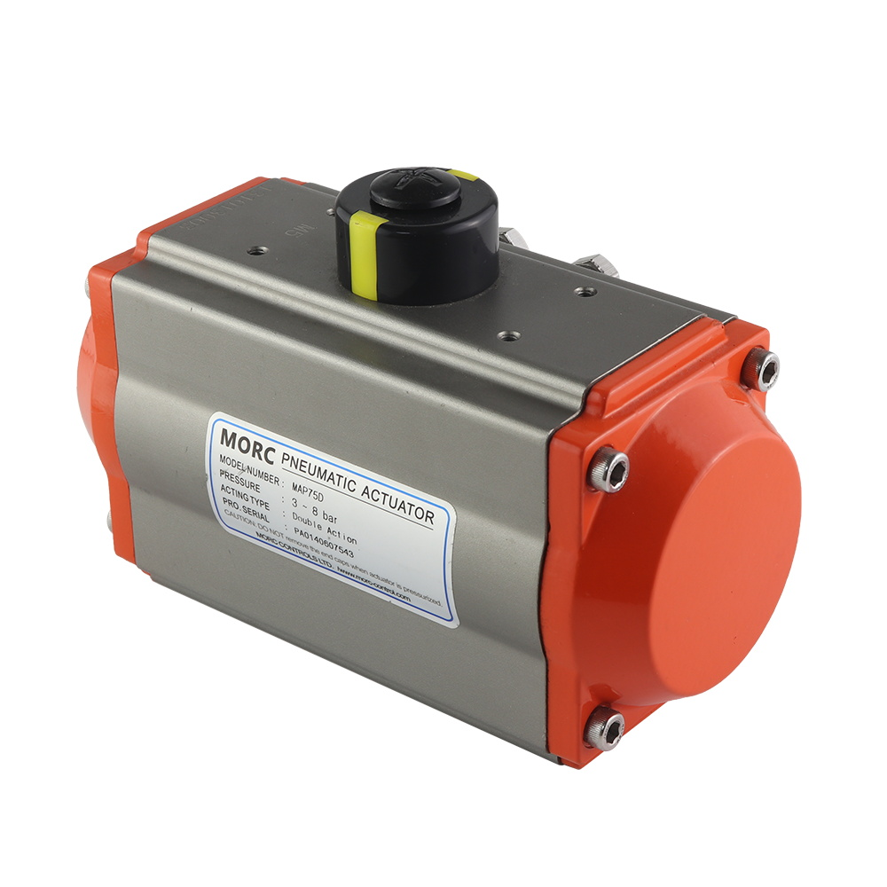 High reputation Electric Pneumatic Actuator - Pneumatic Actuator MAP-Series – Morc