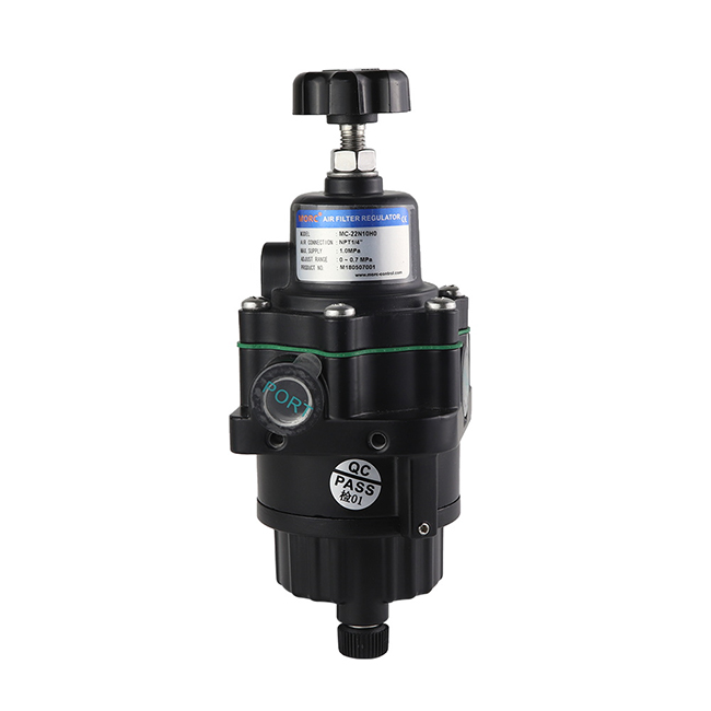 Factory Outlets Pneumatic Filter Regulator - Air Filter Regulator – Morc Featured Image