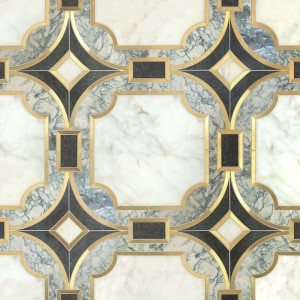Ordinary Discount Marble Mosaic Murals - Water-jet Mosaic – Morningstar