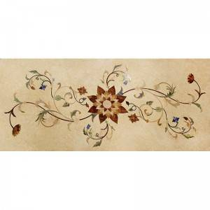 marble inlay carpet