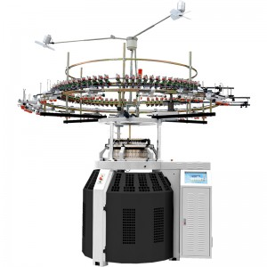 Hot-selling Jacquard Hair Band Knitting Machine - High Speed Single Body Size Knitting Machine – Morton