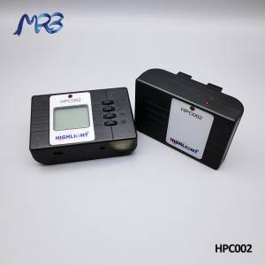 MRB retail traffic counter for retail people counting HPC002