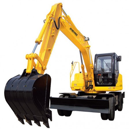 Reasonable price Excavator Tracks - HTL120-9 Wheel Excavator – Xuanhua