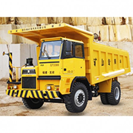 Dredge Gold Mining Equipment - GT3380 Mining Truck – Xuanhua