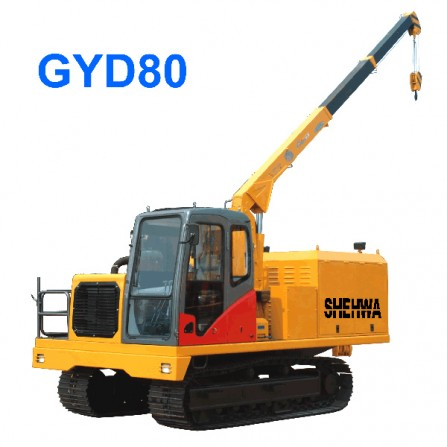 GYD80/100 Mobile Power Station
